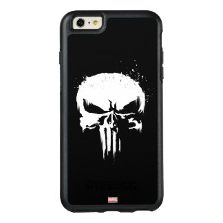 The Punisher | Painted Skull Logo OtterBox iPhone 6/6s Plus Case