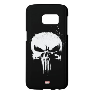 The Punisher | Painted Skull Logo Samsung Galaxy S7 Case
