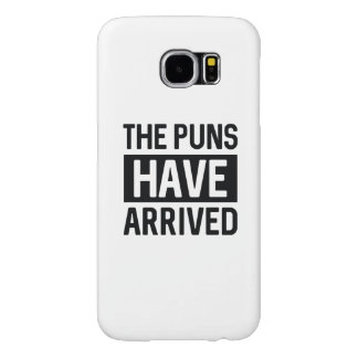 The Puns Have Arrived Samsung Galaxy S6 Cases