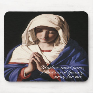The Purity Mousepad