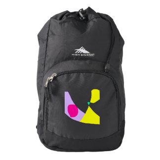The Purple Banana Backpack