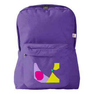 The Purple Banana Backpack
