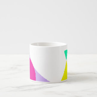 The Purple Banana Espresso Cup