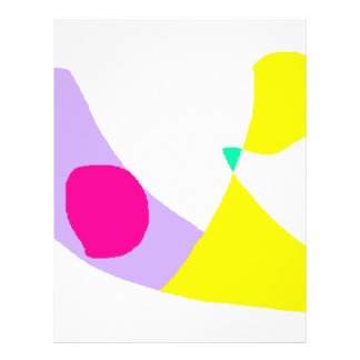 The Purple Banana Flyer