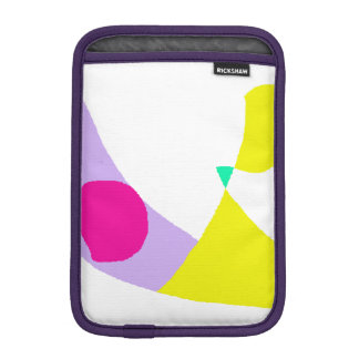 The Purple Banana iPad Mini Sleeve
