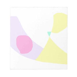 The Purple Banana Notepads