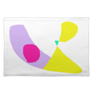 The Purple Banana Placemat