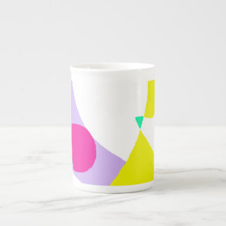 The Purple Banana Tea Cup