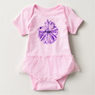 The Purple Flower T Shirt