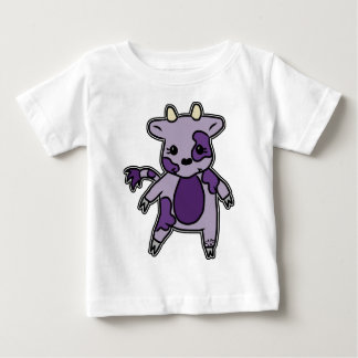 The Purple Moo Baby T-Shirt