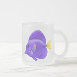 The Purple Sailfin Tang Mug