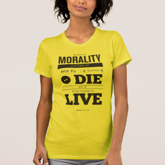 The Purpose of Morality tee