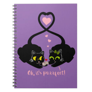 The Purrfect Notebook for Cat Lovers