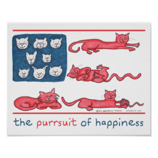 The Purrsuit of Happiness poster