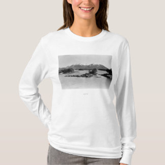 The Pyramids at Sitka, Alaska Photograph T-Shirt