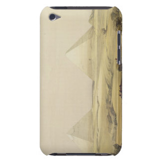 """The Pyramids of Giza, from """"Egypt and Nubia"""", Vol. Barely There iPod Cases"""