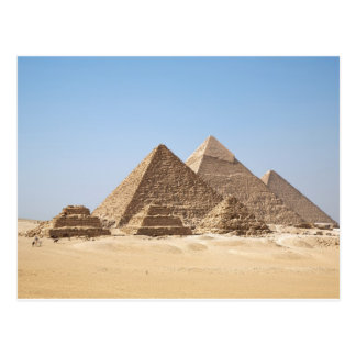 The Pyramids Postcard