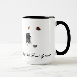 The Pyrenees Stare Mug
