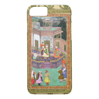 The Qazi, from the Small Clive Album (opaque w/c o iPhone 7 Case