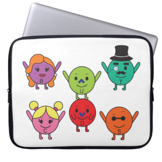 The quarks portable Cover of 15 ""