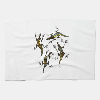 THE QUARTET KITCHEN TOWEL