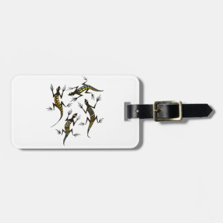 THE QUARTET LUGGAGE TAG