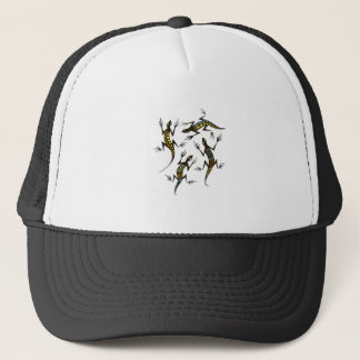 THE QUARTET TRUCKER HAT