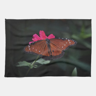 The Queen Butterfly Kitchen Towel