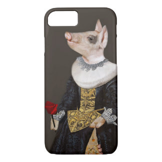 The Queen of Bling Piglet iphone8/7 Case