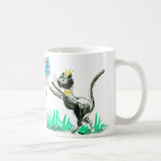 The Queen of Cats Coffee Mug