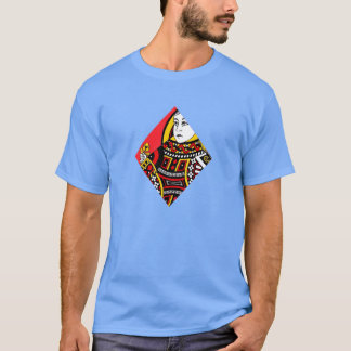 The Queen of Diamonds T-Shirt