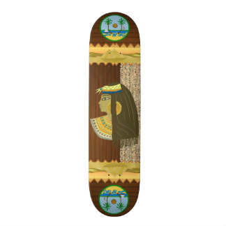 The Queen of Egypt Epics Board Skate Deck