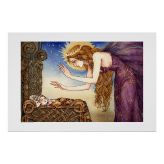 The Queen of Faerie's Blessing Poster