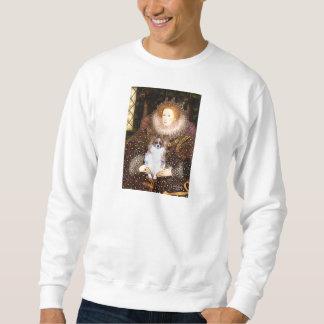 The Queen - Papillon 6 Sweatshirt