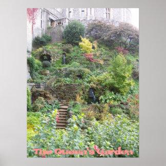 The Queen s Garden Poster
