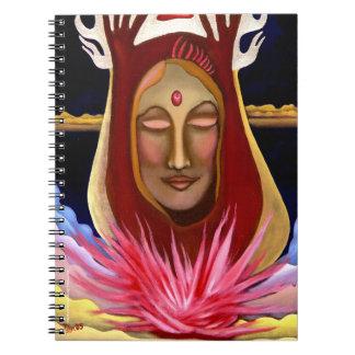 The Queen's Fire Notebook