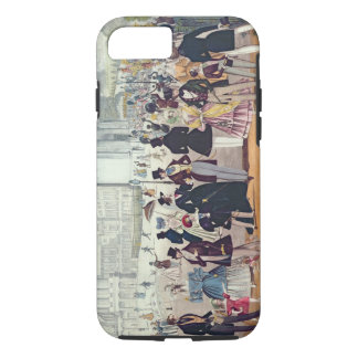 The Queen's Return from the House of Lords, 1839 ( iPhone 7 Case