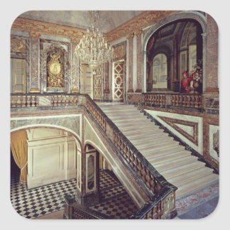 The Queen's staircase, c.1679 Square Sticker