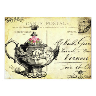 tHe QUeeN's TeA PaRTy Card