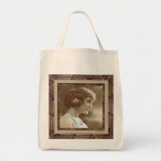 The Question Grocery Tote Bag