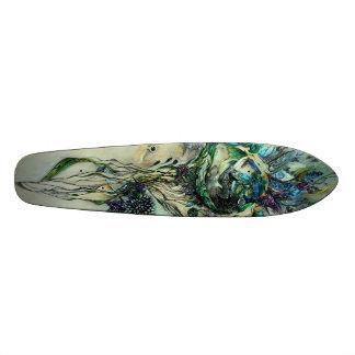 The Quiet Sleep Longboard Skateboards