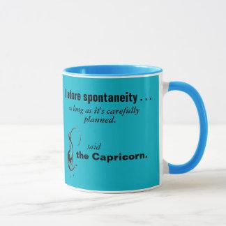 The Quintessential Capricorn Mug