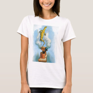 THE RABBIT SENDS IN A LITTLE BILL THE LIZARD T-Shirt