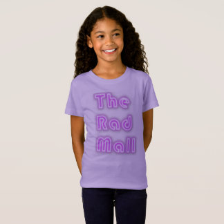 "The Rad Mall ""Retro"" Logo Girl's Shirt"