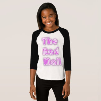 "The Rad Mall ""Retro"" Shirt (Girls)"