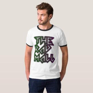 """The Rad Mall """"Rocker"""" logo (Mens) Tshirt"""