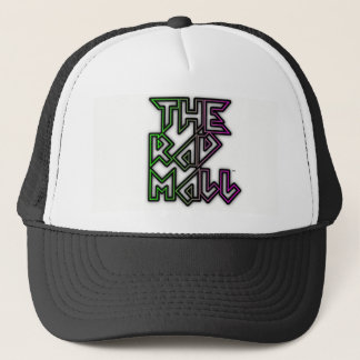 "The Rad Mall ""Rocker"" Logo Trucker Cap"