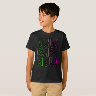 "The Rad Mall ""Rocker"" Tshirt (Boys) - Black"