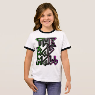 "The Rad Mall ""Rocker"" Tshirt (Girls)"