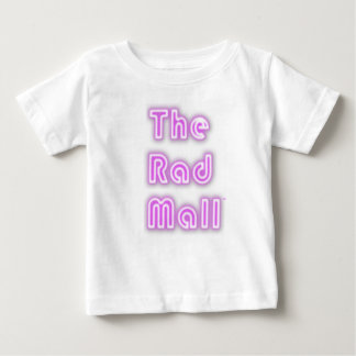The Rad Mall Shirt ( Toddler Girls)